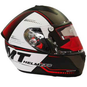 casco para moto mt