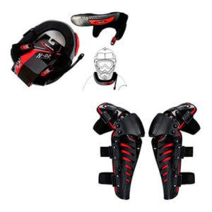 Protecciones Motocross