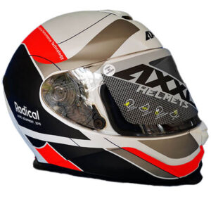 Casco Axxis Doble visor