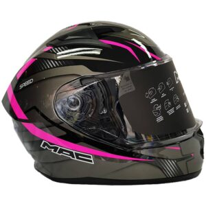 Casco Integral Mac